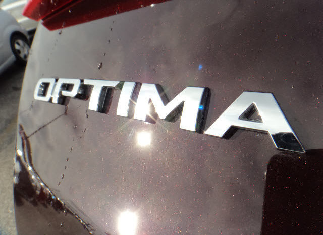 2014 Kia Optima LX full