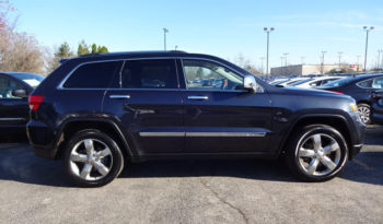 2013 Jeep Grand Cherokee Overland full