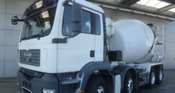 2007 MAN TGA 32.400 Concrete Mixer