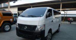 2016 Nissan Urvan NV350 2.5L