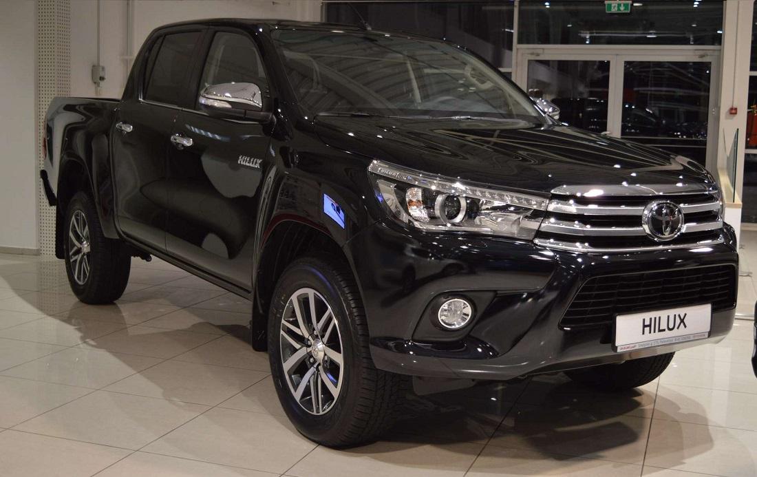 New 2017 Toyota Hilux 2 4l Ece Motors