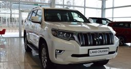 New Toyota Land Cruiser 2.8L