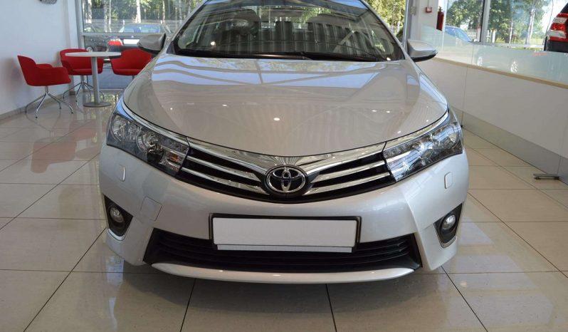 2016 Toyota Corolla full