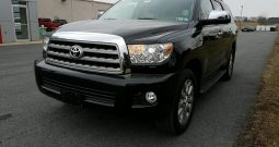 2014 Toyota Sequoia 5.7L Limited