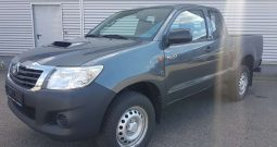 2014 Toyota Hilux 2.5L Extended Cab