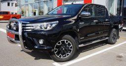 2018 Toyota Hilux 2.4L Automatic