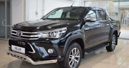 2016 Toyota Hilux 2.4L Automatic