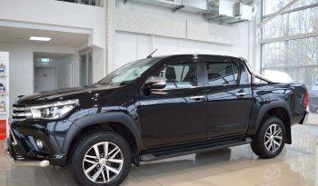 2016 Toyota Hilux 2.4L Automatic full