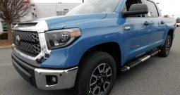 New 2019 Toyota Tundra 4WD SR5 CrewMax