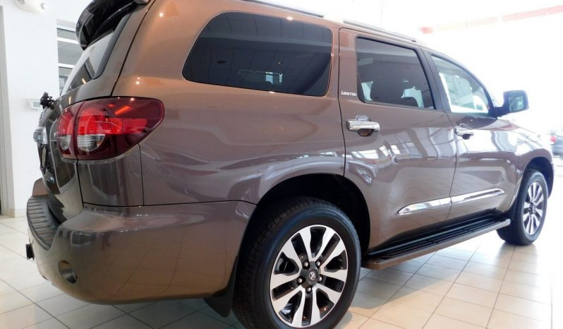 New 2019 Toyota Sequoia Limited 4WD full