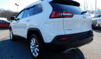 2015 Jeep Cherokee Limited 4×4 full
