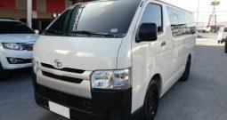 Toyota Hiace 2.5 L Turbo Diesel