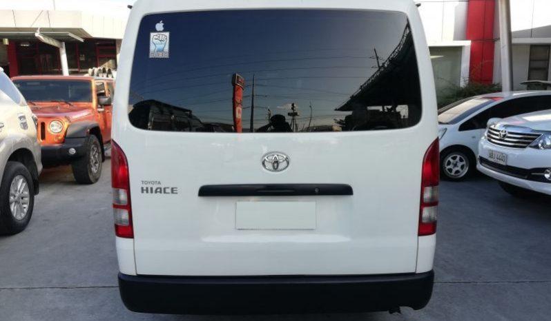 Toyota Hiace 2.5 L Turbo Diesel full