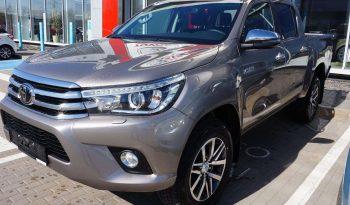 2019 Toyota Hilux 2.4L Double Cab Automatic