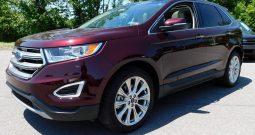 2017 Ford Edge Titanium 4Cyl 2.0L SUV