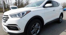 2017 Hyundai Santa Fe Sport 2.4L SUV 4cyl