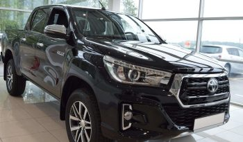 2019 Toyota Hilux 2.4L Double Cab 4×4 Auto full