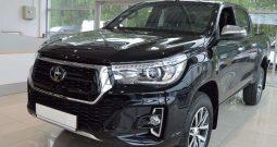 2019 Toyota Hilux 2.4L Double Cab 4×4 Auto