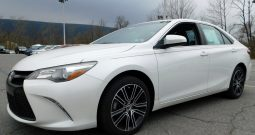 2016 Toyota Camry SE Special Edition 2.5L 4-Cyl