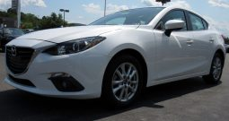 2016 Mazda3 i Touring Sedan Skyactiv