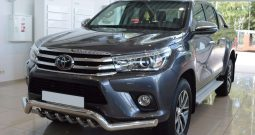 2018 Toyota Hilux 2.4L Double Cab Manual
