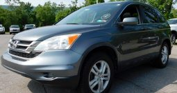 2010 Honda CR-V EX-L Leather Seat