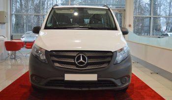 Mercedes-Benz Vito 1.6L 4Cyl FWD Manual Minivan full