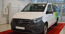 Mercedes-Benz Vito 1.6L 4Cyl FWD Manual Minivan