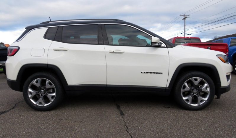 2018 Jeep Compass Limited 2.4L SUV full