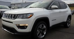 2018 Jeep Compass Limited 2.4L SUV