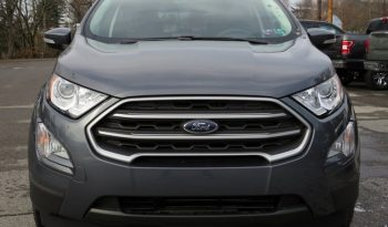New 2020 Ford EcoSport SE SUV 2.0L 4Cyl full