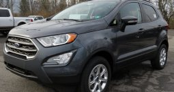 New 2020 Ford EcoSport SE SUV 2.0L 4Cyl