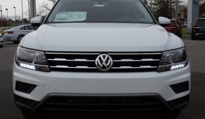 New 2020 Volkswagen Tiguan S 2.0L 4-Cyl SUV full