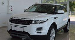 2012 Land Rover Range Rover Evoque Pure Plus 2.0L Turbo