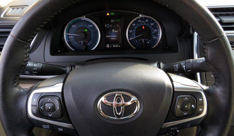 2016 Toyota Camry Hybrid XLE 2.5L Sedan full