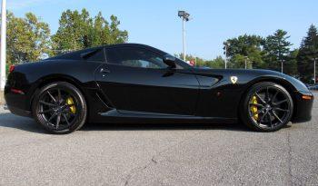 2008 Ferrari 599 GTB Fiorano Coupe full