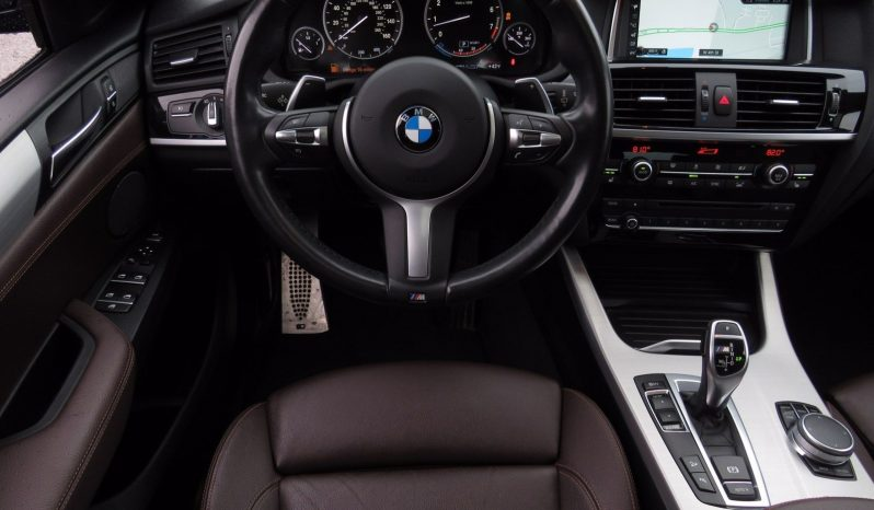 2017 BMW X4 M40i Sports Activity Coupe full