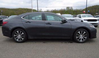 2016 Acura TLX Base 2.4L 4Cyl Sedan full
