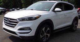 Used 2017 Hyundai Tucson Sport SUV AWD