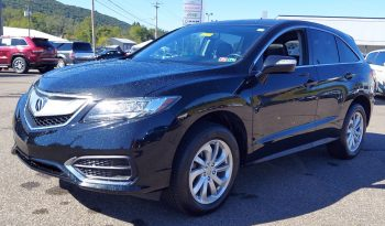 2017 Acura RDX Technology Package V6 AWD