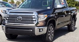 New 2021 Toyota Tundra Limited CrewMax V8 (Natl)