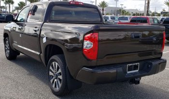 New 2021 Toyota Tundra Limited CrewMax V8 (Natl) full