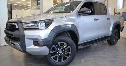New 2021 Toyota Hilux 2.8L Automatic