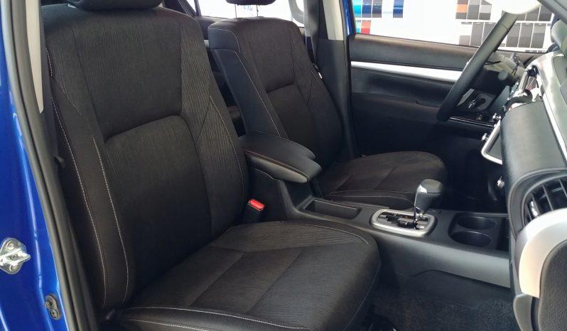 New 2021 Toyota Hilux 2.4L Automatic full