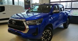 New 2021 Toyota Hilux 2.4L Automatic