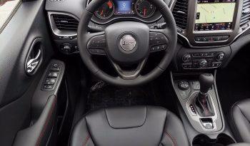 New 2021 Jeep Cherokee TRAILHAWK 4X4 Sport Utility full