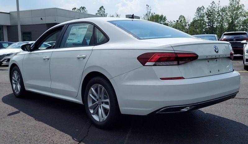 New 2021 Volkswagen Passat 2.0T S Sedan full