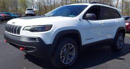 New 2021 Jeep Cherokee TRAILHAWK 4X4 Sport Utility