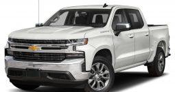 New 2021 Chevrolet Silverado 1500 4WD Double Cab