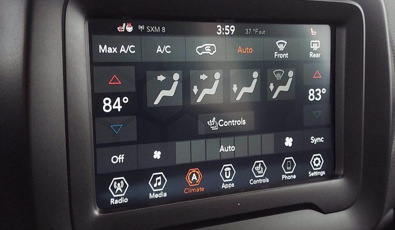 New 2021 Jeep Renegade LATITUDE 4X4 SUV full